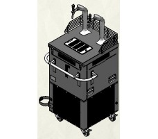 """""""V-200E"""" quick dispense equipment"""