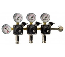 Triple outlet batery ODL