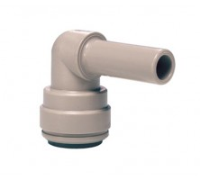 """JG connection PI221212S, 3/8""""-3/8"""" steam elbow"""